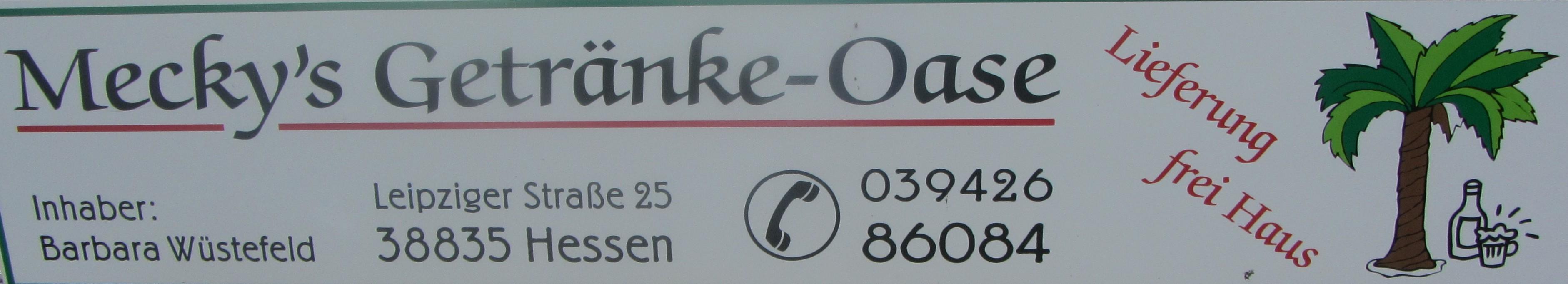 Unsere Sponsoren - Hessener Sportverein 1928 e.V.