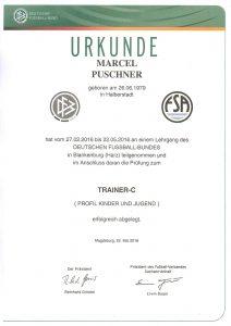 Trainer-C Lizenz